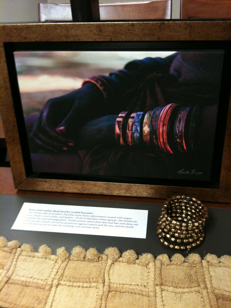 Himba jewlery